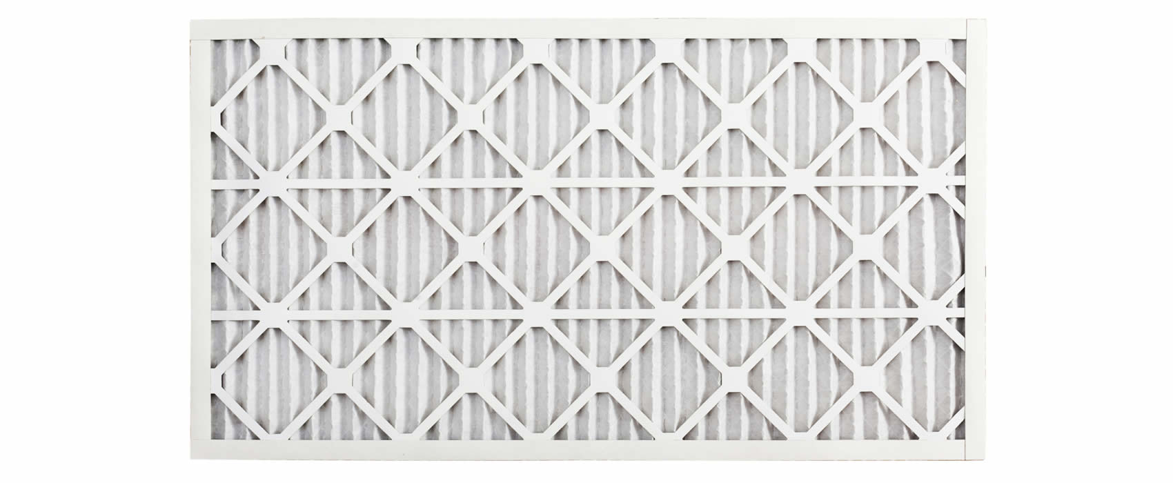 Clean home air filter